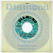 JOHNNY THUNDER A Broken Heart/My Prayer 7IN 1966 NORTHERN SOUL VG++