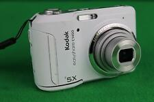 Kodak EasyShare C1450 14.0 MP Digital Camera - White Tested Working