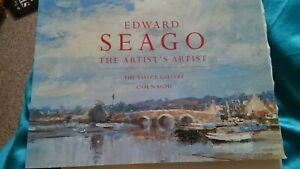 Edward seago, the artists artist. Taylor gallery, colnaghi,  2008. East anglia.