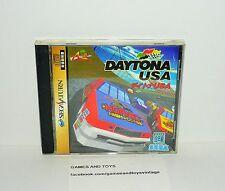 Jeu Daytona USA Sega Saturn  version japonaise