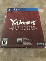 The Yakuza Remastered Collection [ Day One Edition ] (PS4) BRAND NEW