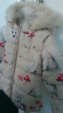 Next baby girl winter jacket 12-18 months great condition