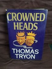 Crowned Heads by Thomas Tryon, Hardcover, 1st Edition