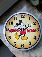 Mickey Mouse Clock Tin 1996