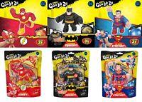 Heroes of Goo Jit Zu DC Hero Pack - Superman, Batman, The Flash - New for 2021!