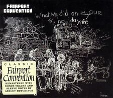 What We Did On Our Holidays [UK Bonus Tracks] [Remaster] by Fairport Convention
