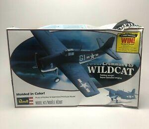Revell Grumman F4F Wildcat 1/32 Scale Plastic Model Kit 4406