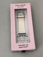 Kate Spade Silicone Iridescent Jelly Scallop 38/40mm Band for Apple Watch   KK02