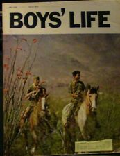 Boys' Life Magazine: May, 1968 Issue-BSA/Boy Scouts