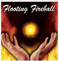 Floating Fireball Magic Tricks Floating balls Street Magic Tricks Close Up Fire