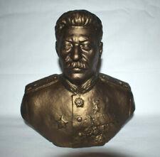 ❤️ Josef Stalin Büste Statue UdSSR Diktator Figur Skulptur Kommunisten Russland