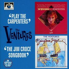 THE VENTURES  play the carpenters + the jim croce songbook