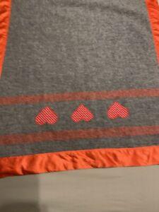 Pusher/Pram Wool Blanket