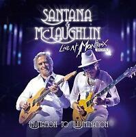 Santana And Mclaughlin - Live At Montreux 2011: Invitation To Illumina (NEW 2CD)