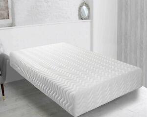 Aspire Beds Orthopaedic Memory Foam Mattress UK Made 5 Year Warranty Medium firm
