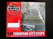 Airfix nº a75017 European City Steps en 1:72