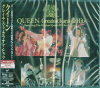 QUEEN-GREATEST KARAOKE HITS-JAPAN ONLY 2 SHM-CD BONUS TRACK I17