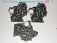 GM TH THM Turbo 375 400 475 Transmission Valve Body Spacer Plate Gaskets 1965-ON