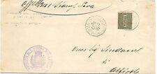 P8575   Treviso, S.Zenone d. Ezzelini, annullo cerchio grande, 1891