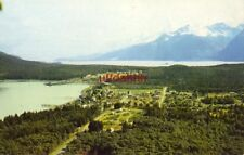 HAINES AND PORT CHILKOTT, AK on the Lynn Canal color photo by Howard Robinson