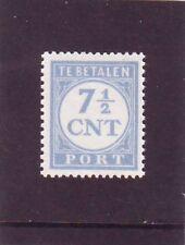 NVPH P72 Port Portzegel 1921-1938 Postfris