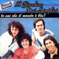 555370 1112344 Audio Cd Giardino Dei Semplici (Il) - Lo Sai Che Il Mondo E' Blu