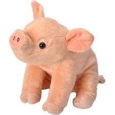 Wild Republic Cuddlekins Pig Baby Plush. is