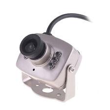 600TVL micro Spy Night Vision Color CAMERA Security Mini CCTV hidden camera IR