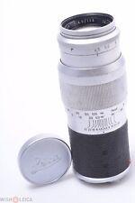 LEICA M 135MM 4.5 HEKTOR RANGE FINDER LENS W/ ORIGINAL FRONT CAP