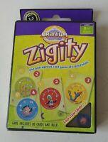 Cranium Zigity Card Game - BRAND NEW - Puzzles Family Indoor Activities