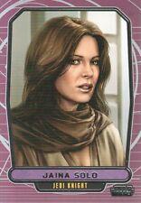 2012 Topps Star Wars Galactic Files Card #213 Jaina Solo
