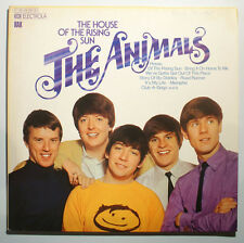 2 LP - The Animals - The House Of The Rising Sun - RAK 1 C 148-50 290/91 - RARE