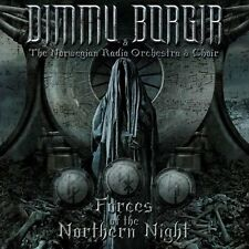 DIMMU BORGIR - FORCES OF THE NORTHERN NIGHT - 2CD NEW SEALED 2017