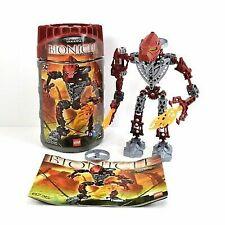 Lego 8736 -1 Bionicle: Toa Hordika Vakama - Complete Boxed, 5% Discount Multi-bu