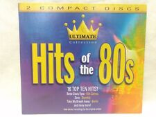 Rare Ultimate Collection Hits Of The 80s 16 Top Ten Hits 2006 Direct      cd6824