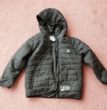 Billabong boys quilted zip jacket excellent condition