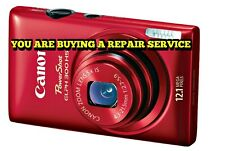 CANON ELPH 300 HS REPAIR SERVICE for your DIGITAL CAMERA-60 DAY WARRANTY