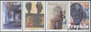 kosovo 269-272 quad strip (complete issue) unmounted mint / never hinged 2014 Mu