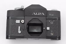 MINT- ALPA 11si BLACK BODY, FULLY TESTED, CLEAN & ACCURATE, GORGEOUS!