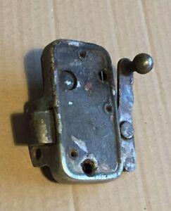 1 Vintage Door Latch /Lock, MG Austin Riley Aston Martin VSCC Car Special Car