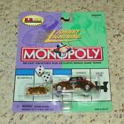 2000 - JOHNNY LIGHTNING - Monopoly 1933 WILLIE - K-B TOYS Exclusive New on Card