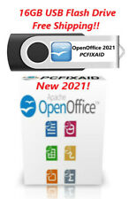 New Open Office Suite Home Student Business Pro For Win & Mac Word Processing
