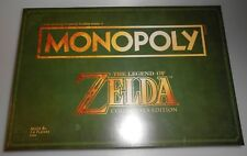 Monopoly The Legend of Zelda Collector's Edition Nintendo NES