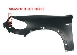BMW X5 E70 2010 – 2013  FRONT WING LEFT PASSENGER WITH WASHER JET HOLE SEE IMAGE