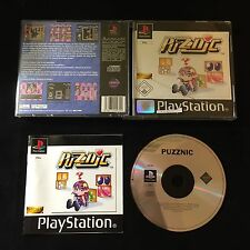 Ps1 PUZZNIC OVP PLAYSTATION SONY #ps1#00361