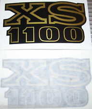 YAMAHA XS1100 NEW SIDE PANEL DECALS X 2