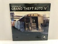 Grand Theft Auto IV GTA IV Soundtrack PS3 Limited Edition CD ONLY NEW SEALED