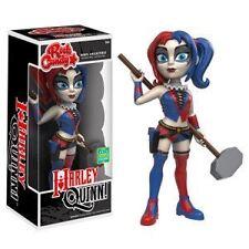 DC Comics -  Harley Quinn Rock Candy Vinyl Figure (Exclusive)