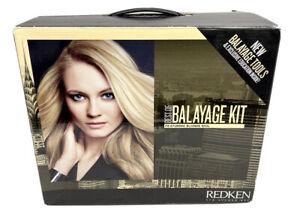 Redken Balayage Kit Salon Blonde Idol Complete Brand New Dye Hair Beauty Gift