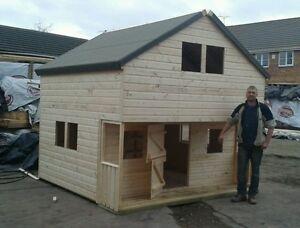 10x10 Play houses